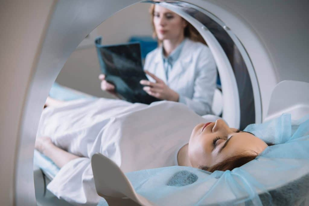 בדיקת CT