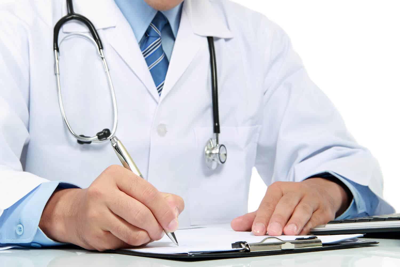 התייעצות עם רופא מומחה